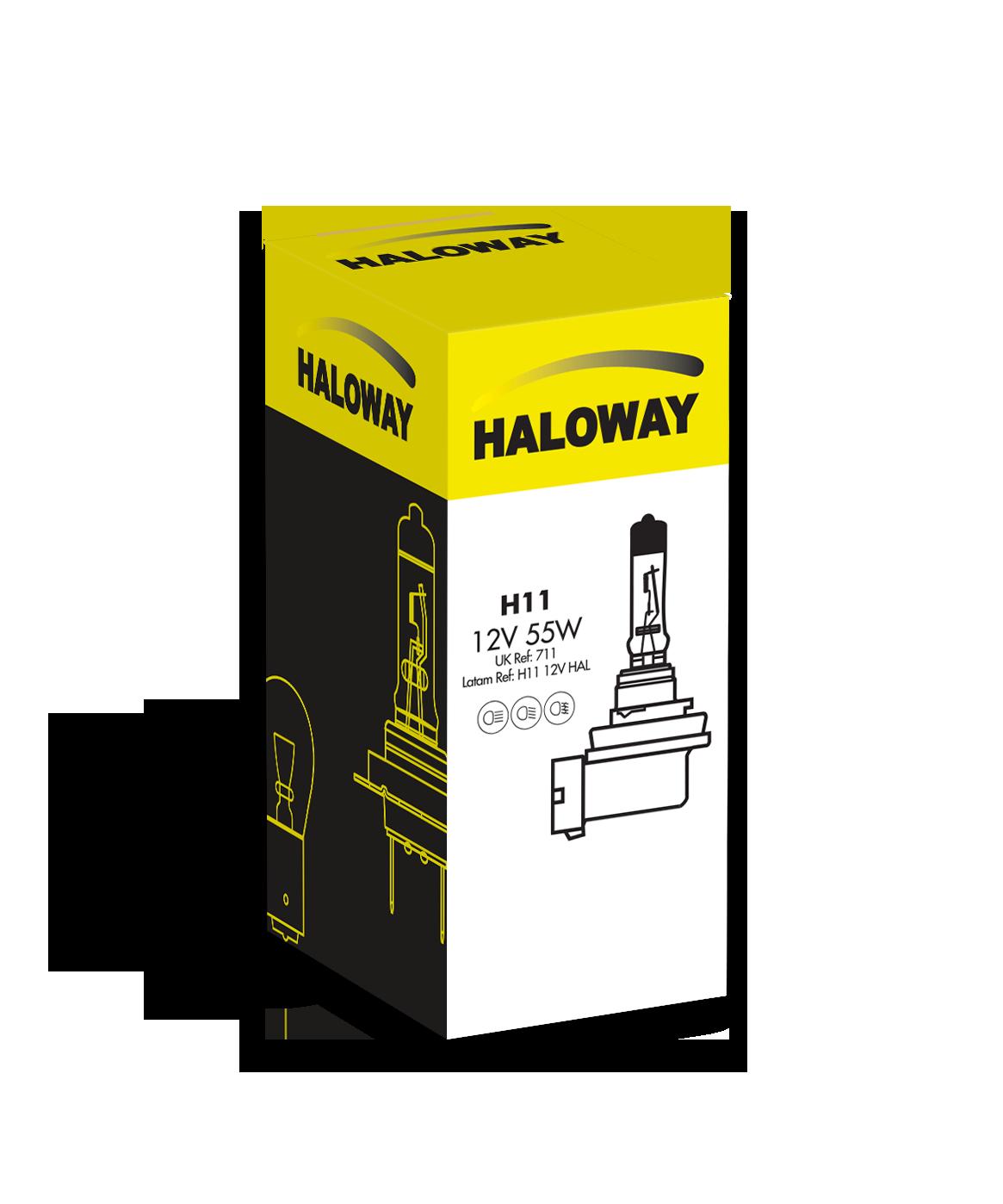 H11 12V HAL