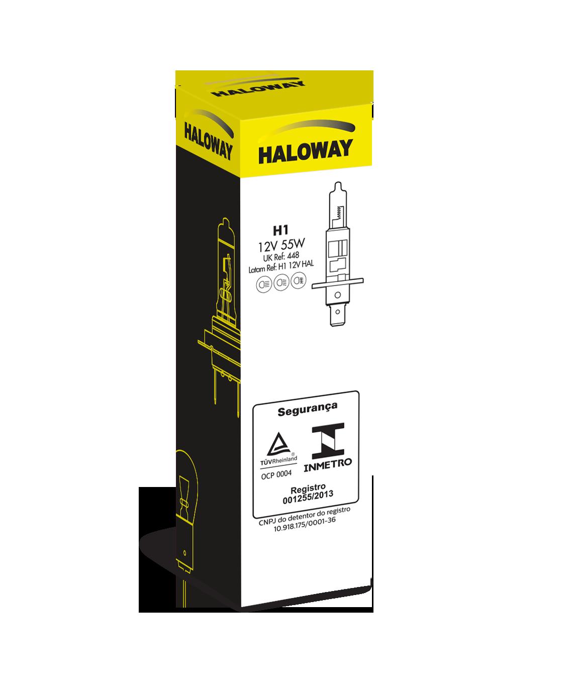 H1 12V HAL