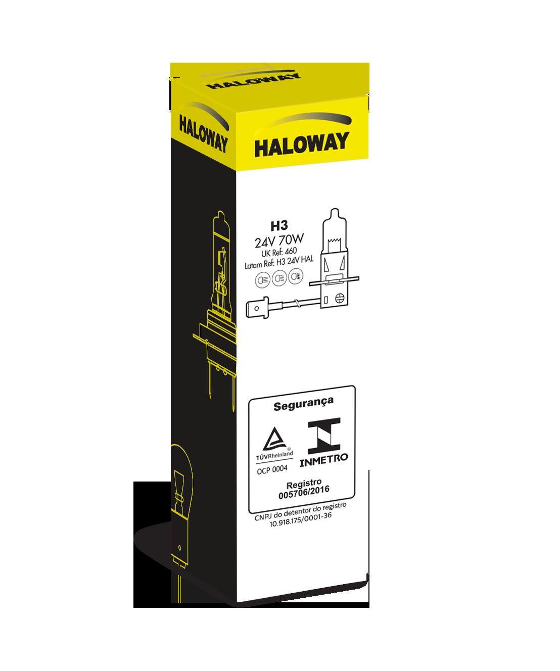 H3 24V HAL
