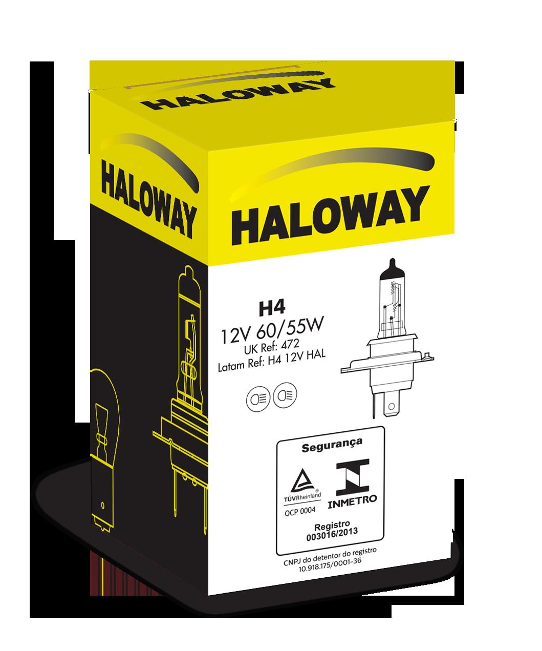 H4 12V HAL