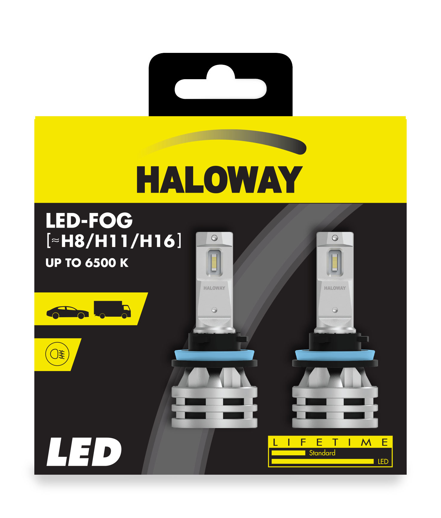 LED Fog HAL