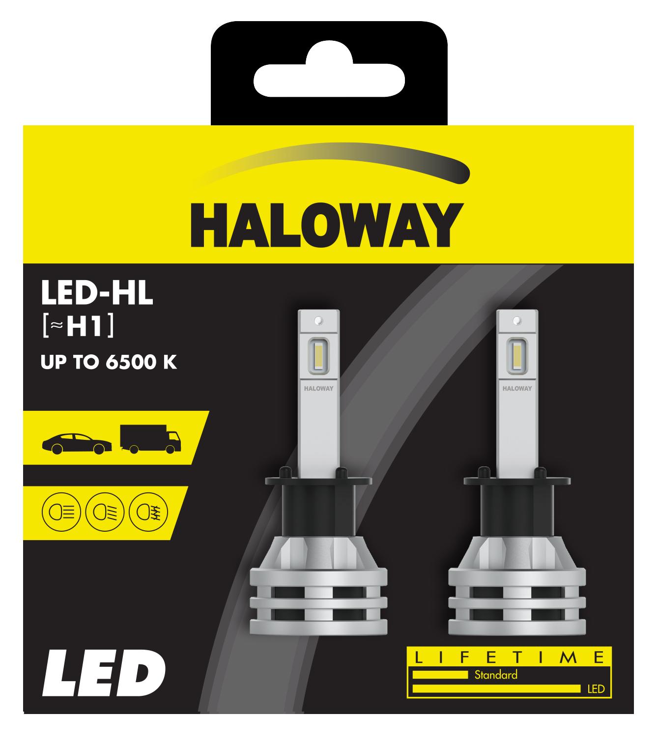 LED H1 HAL
