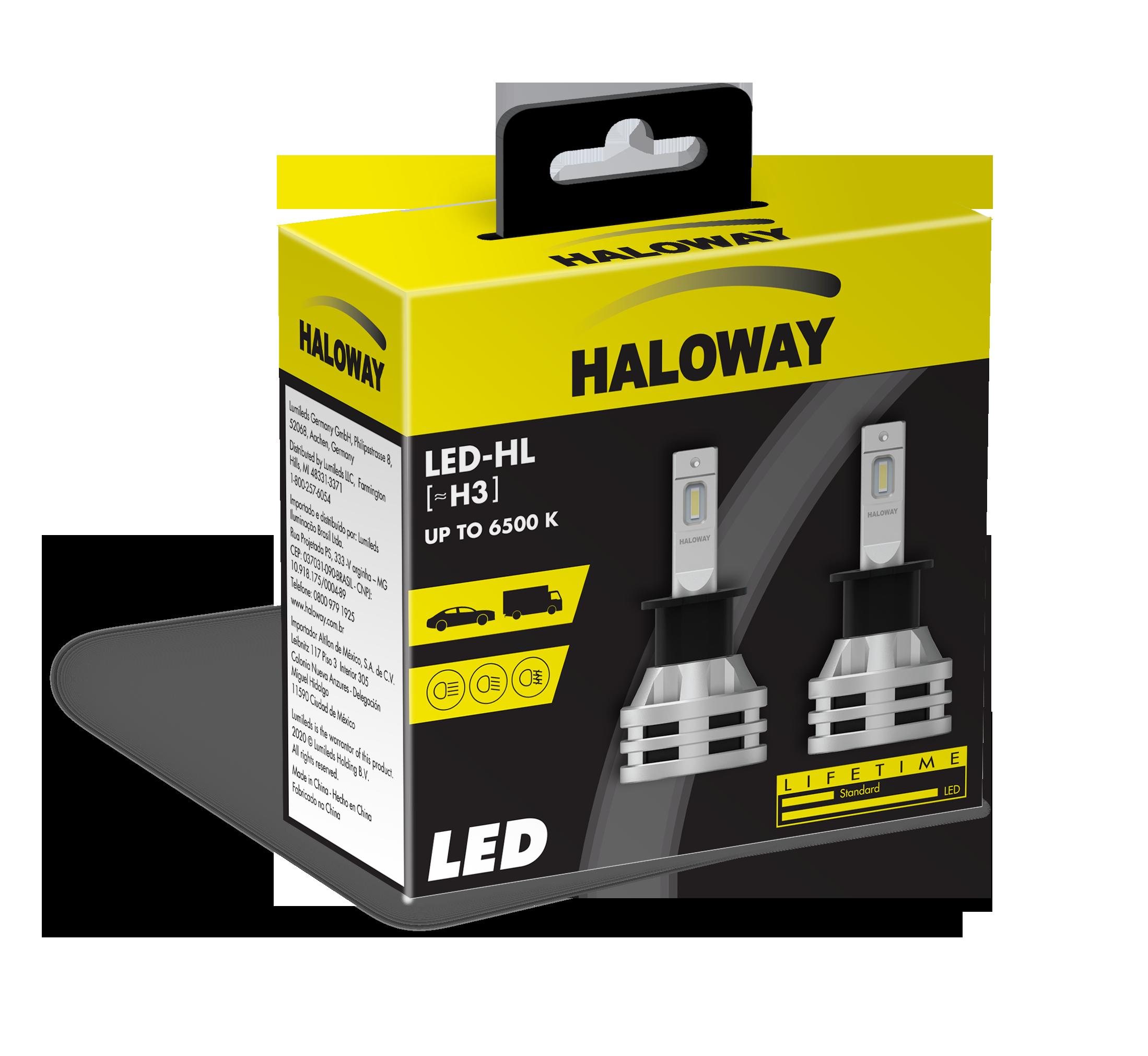 LED H3 HAL