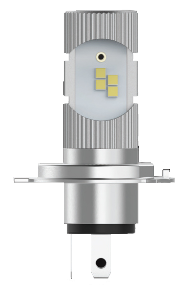 LED H4 Moto HAL